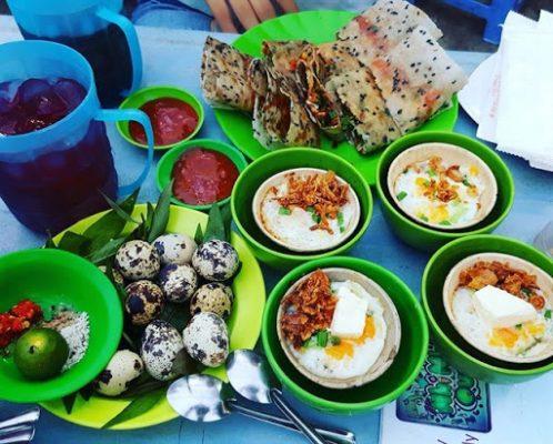 Món ăn vặt Phan Rang hấp dẫn