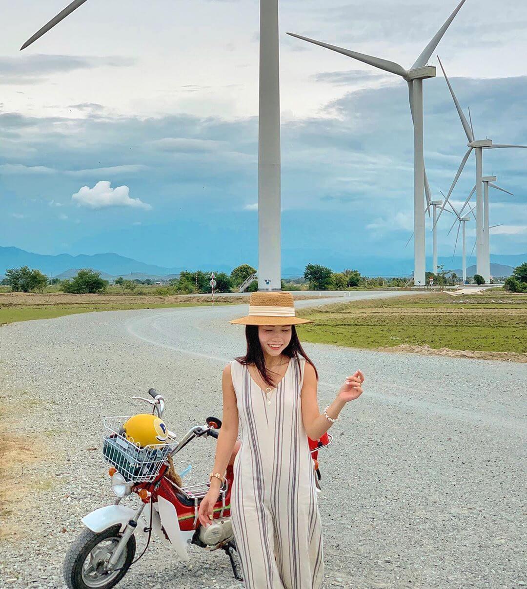 cánh quạt gió Ninh Thuận