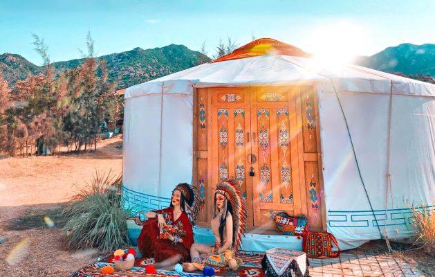 Hóa thân thành dân du mục tại làng Mông Cổ Tanyoli