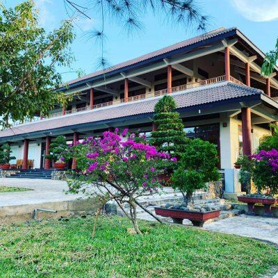 Aniise Resort cao cấp chuyên phục vụ các phái đoàn