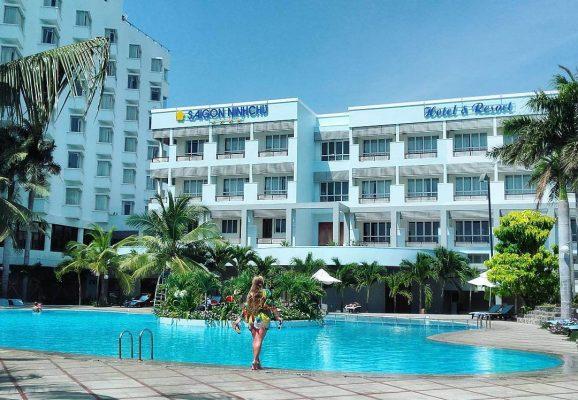 resort tại Ninh Thuận