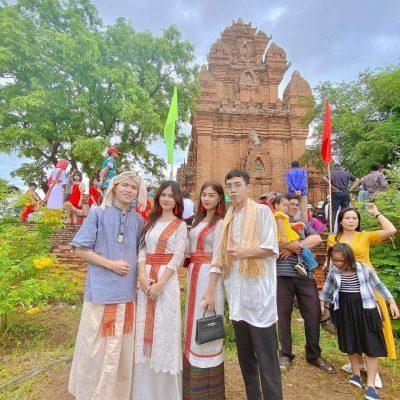 du lịch Ninh Thuận tự túc