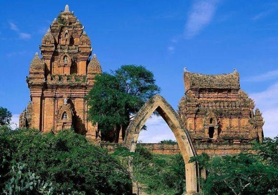 tháp poklong garai Ninh Thuận