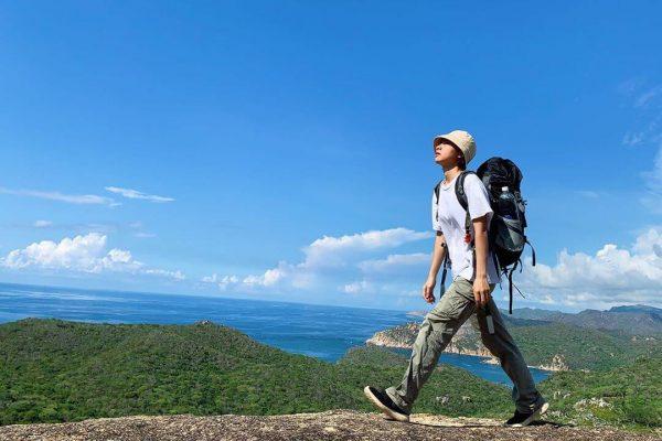 chinh phục bản thân bằng Trekking Núi Chúa