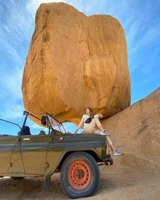 Phải thử đi xe Jeep nha các bạn