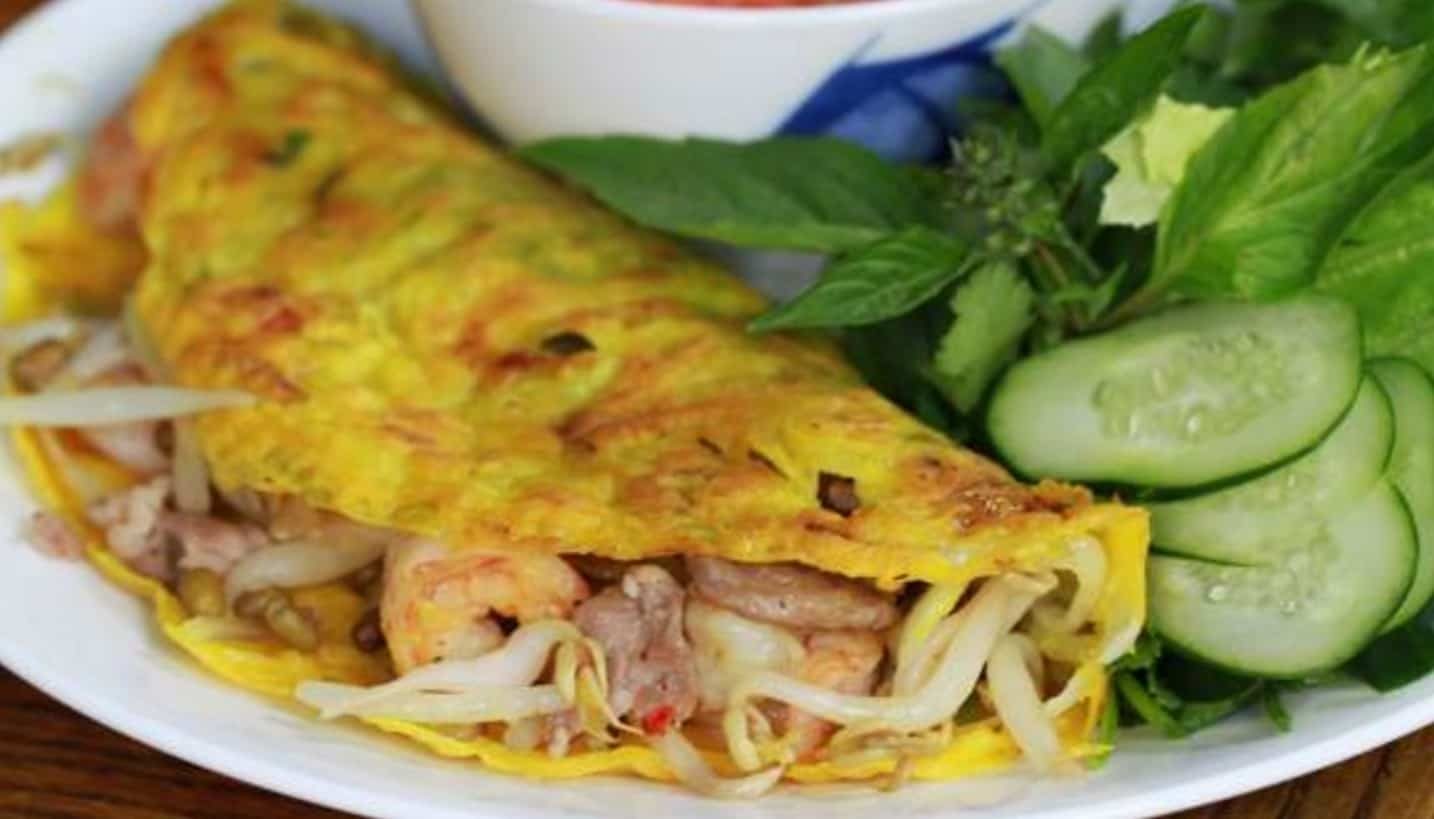 bánh xèo Phan Rang Ninh Thuận