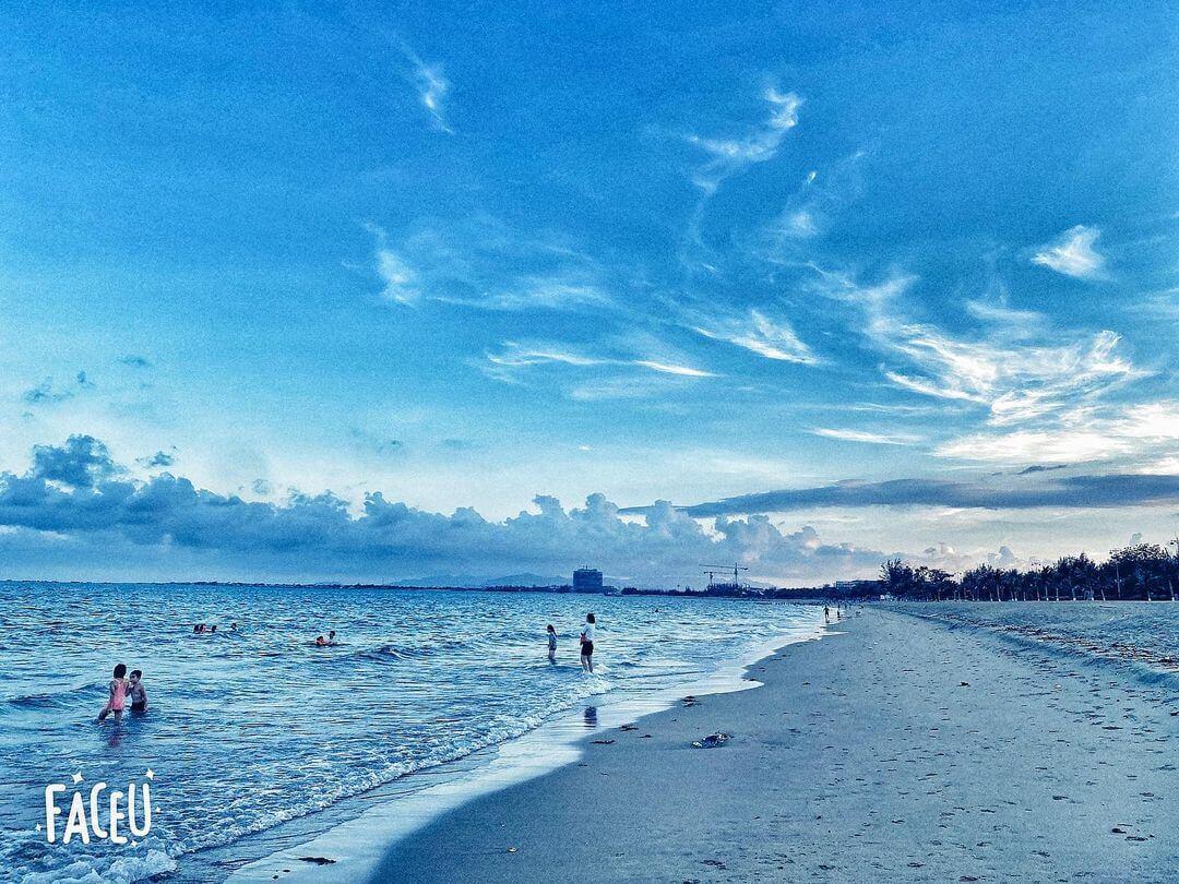 biển Ninh Chữ check-in