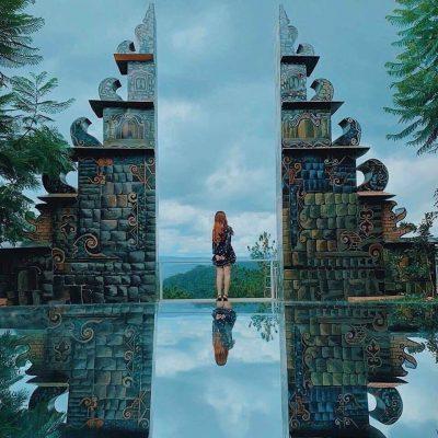 Cổng trời Bali phiên bản Việt Nam