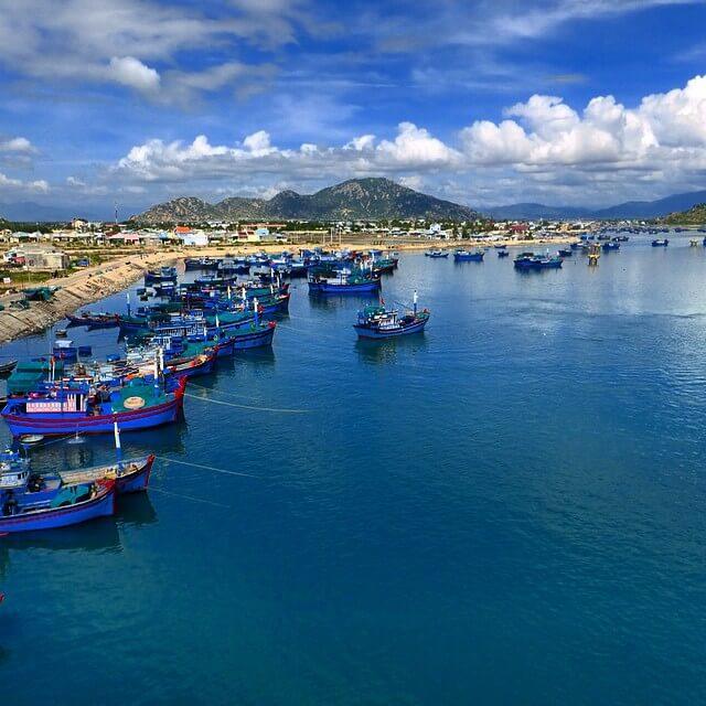 đầm nại Ninh Thuận