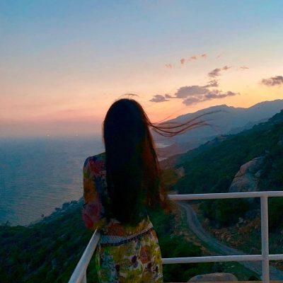 Ngắm nhìn vẻ đẹp của Mũi Dinh trên đỉnh Hải Đăng