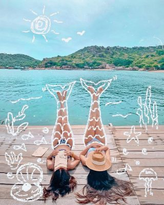 Khu du lịch Sao Biển Ninh Thuận