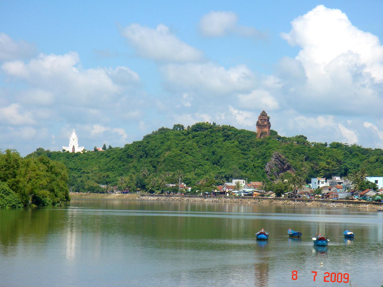 núi nhạn Phú Yên